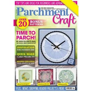 ParchmentCraft magazine juni 2019