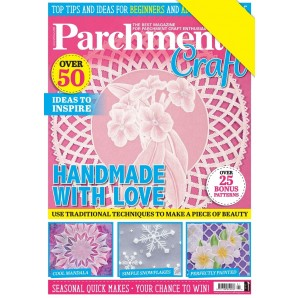 Parchment Craft magazine 01 2020