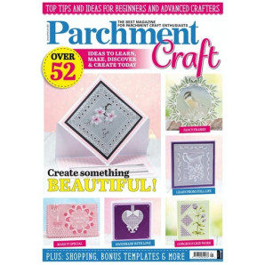 Parchment Craft magazine 1 - 2021 January February