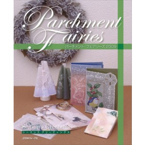 boek Parchment Fairies 2009 season's greetings