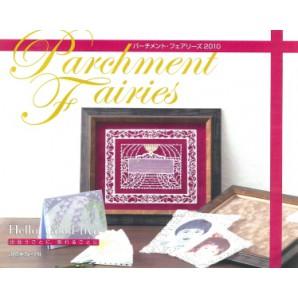 boek Parchment Fairies 2010 hello goodbye