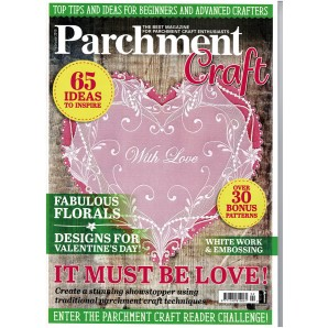 Parchment Craft magazine 02-2019
