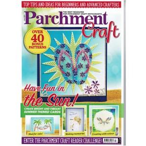 ParchmentCraft magazine july 2019
