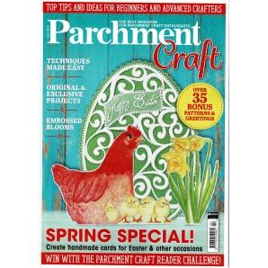 ParchmentCraft magazine april 2019