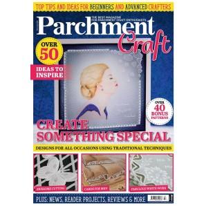 Parchment Craft magazine 02 2020 Maart April