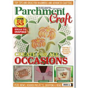 Parchment Craft magazine 09 2020 September/Oktober