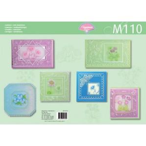 M 110 Voorjaarsbloemen