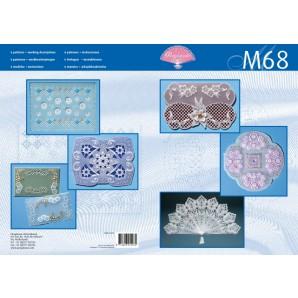 M 68 elegant witwerk