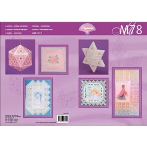 M 78 kerstprojecten met grids