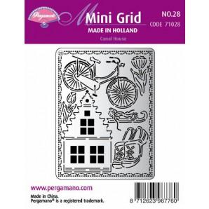 Mini grid 28 Canal House