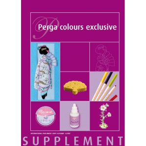 Pergamano Suplement Perga Colours Exclusive ENGLISH