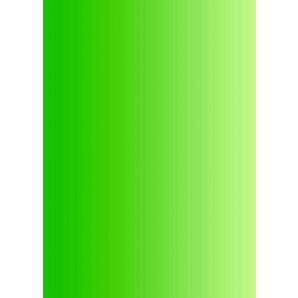 Perkamentpapier verloop groen 61581