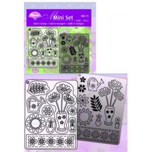 Mini set 11 voorjaarsbloemen