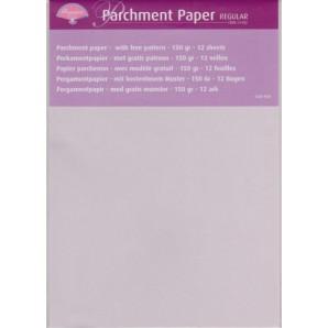 Perkamentpapier 150 gr, A5, 12 vel