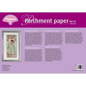 Perkamentpapier 150 gr, A3, 12 vel