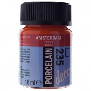 Porceleinverf 16 ml 235 Oranje