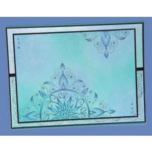 Gerti Hofman Design, Patroon Sterbloem Stempel SB02