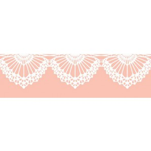 Tape lacy color 0010