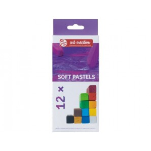 Soft Pastels Art Creation 12st