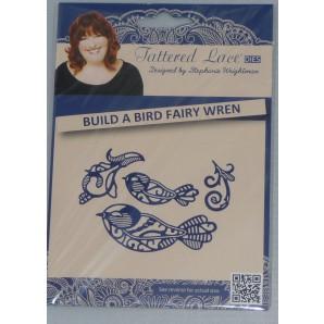 Tattered Lace Die Build a Bird Sun Gem D741