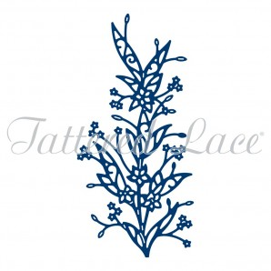 Tattered Lace Die Baby's Breath D1028