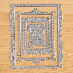 TODO Hot Foil Press Rectangle Nest Rennie (17866)