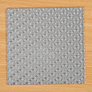 TODO Hot Foil Press Scalloped Print (17853)