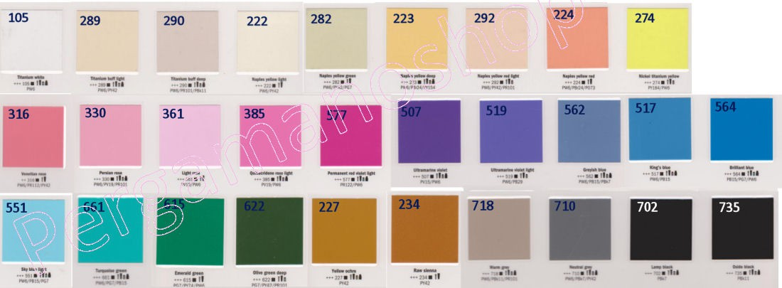 Paint Colors Rose