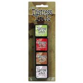 Ranger Distress Mini Ink Kit 11 TDPK40415 Tim Holtz