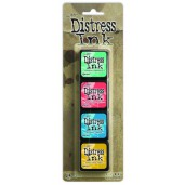 Ranger Distress Mini Ink Kit 13 TDPK46738 Tim Holtz