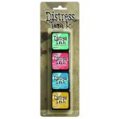 Ranger Distress Mini Ink Kit 13 TDPK46738 Tim Holtz