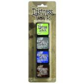 Ranger Distress Mini Ink Kit 14 TDPK46745 Tim Holtz