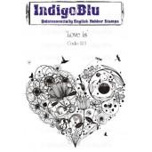 IndigoBlu Stamp Love is
