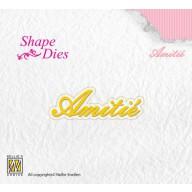 Nellies Choice Shape Die - FR - Amitée SD093