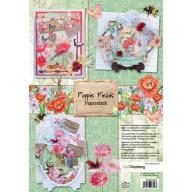 Paperstack Poppie Fields