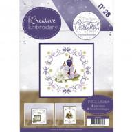 Creative Embroidery 28 - Precious Marieke - The Best Christmas ever
