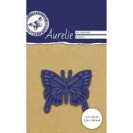 Aurelie Vlinder 2 Snij- & Embossingsmal AUCD1005