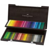 Faber Castell Kleurpotloden Polychromos set a 120 stuks luxe box