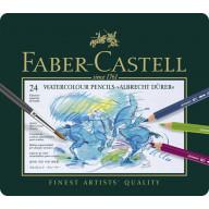 Faber Castell Aquarelpotlood A.Durer Etui à 24 Stuks