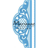 Marianne D Creatable Anja's border LR0525