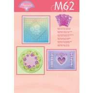M 62 sjabloon patronen