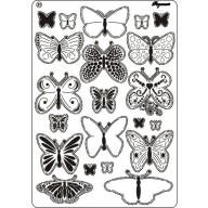Multi grid 31 butterflies 2
