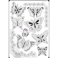 Multi grid 17 vlinders