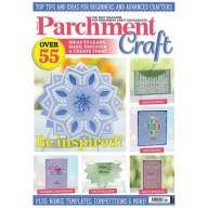 Parchment Craft magazine 5 - 2021 Mei Juni