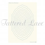 Parchment Lace Parchment Grid 8 Essentials Decorative Oval