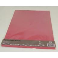 Perkamentpapier Parchment Cards  Coral