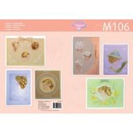 M 106 elegante dames