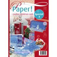 papier magazine 4 Kreative Weihnachtskarten