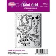 Mini grid 27 Windmill