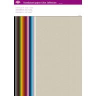 Perkamentpapier translucent color collection 150 grams 63024
